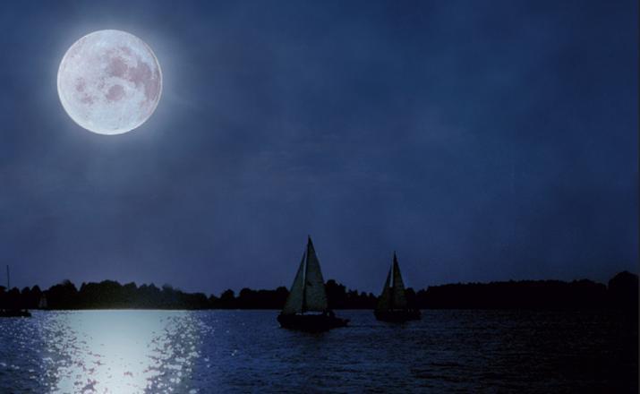 Żeglowanie nocą