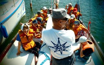 Obozy żeglarskie, wakacje 2014