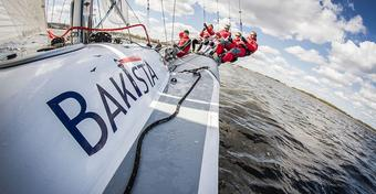 TeamBAKISTA staje do obrony Błękitnej Wstęgi Jeziora Dąbie