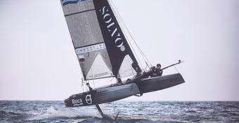 Polscy żeglarze wystartują w Rolex Sydney-Hobart! Wcześniej zmierzą się z rekordem Polski