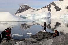 """""""3 sztuki w Antarktyce"""""""