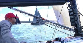 Trzecia doba Rolex Fastnet Race: relacja Artura Skrzyszowskiego, skipera SELMA RACING